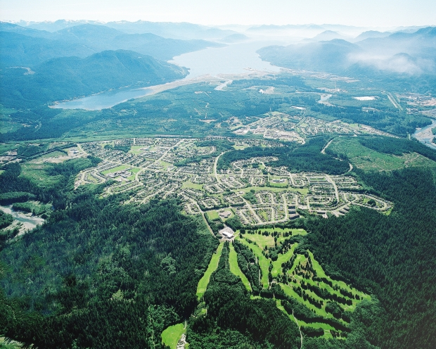 Kitimat Town Photo